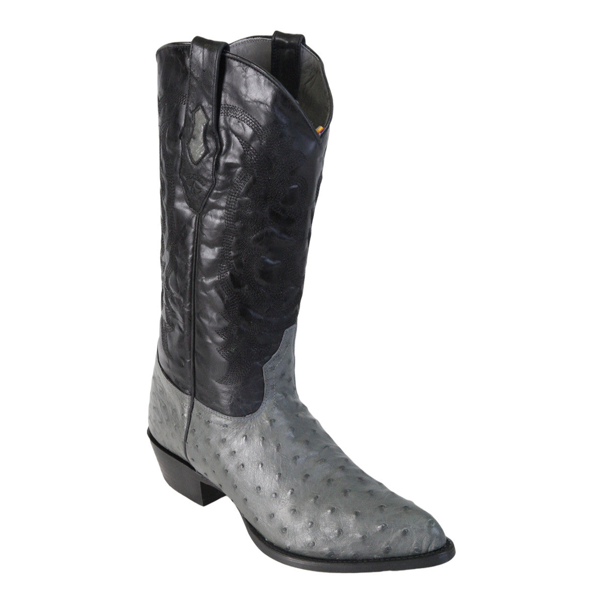 Los Altos Boots H99 J-Toe Ostrich - Gray