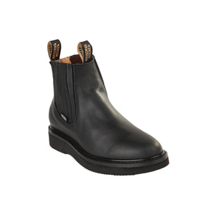 Original Michel H54 Men's Work Boots - Grasso Black
