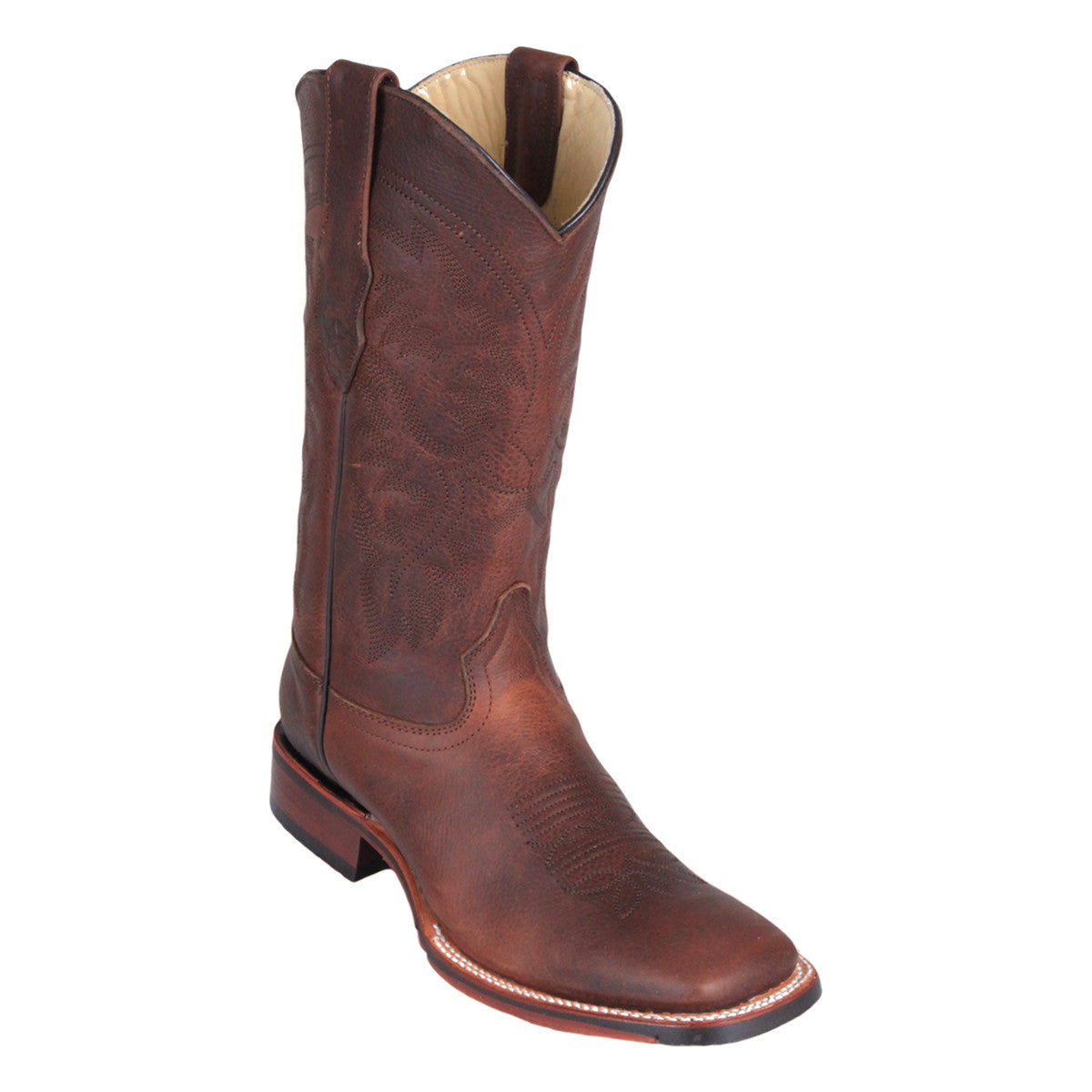Los Altos Boots Wide Square Toe Rage