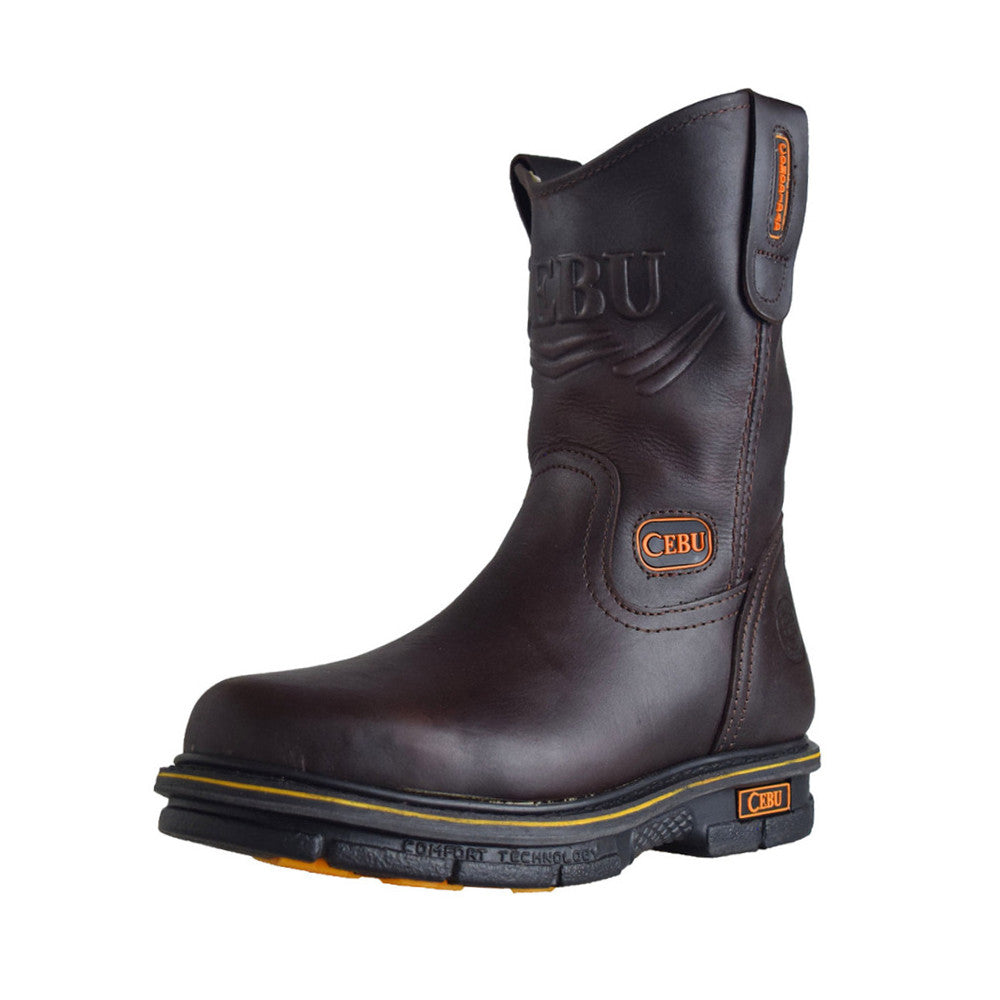 Cebu Work Boot Max - Brown
