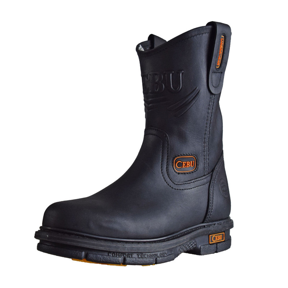 Cebu Work Boot Max - Black