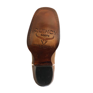 Women's Quincy Square Toe 3125251 - Volcano Honey