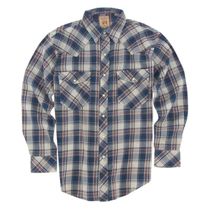 Men's Double R Fargo Plaid