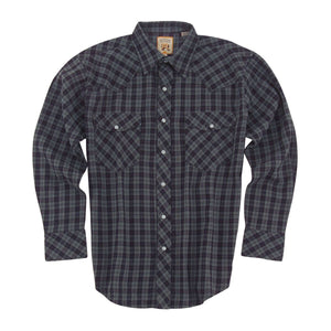 Men's Double R Cadwell Check Plaid
