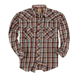 Men's Double R Weatherby Plaid