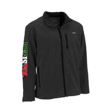 Resistol Limited Edition Softshell Black Mexican Jacket