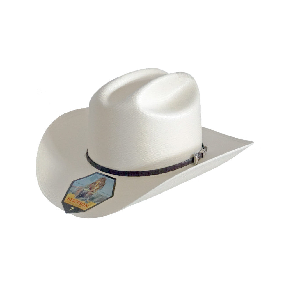 Stetson 100x Bar None Hat