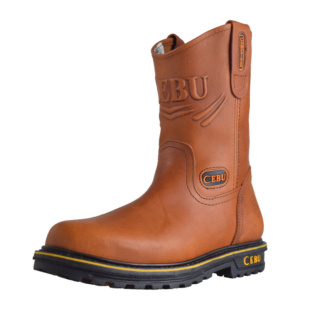 Cebu Work Boot STK - Miel