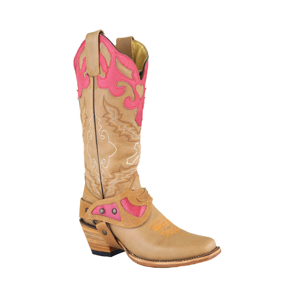 Stephy Boots 5581 Tabaco