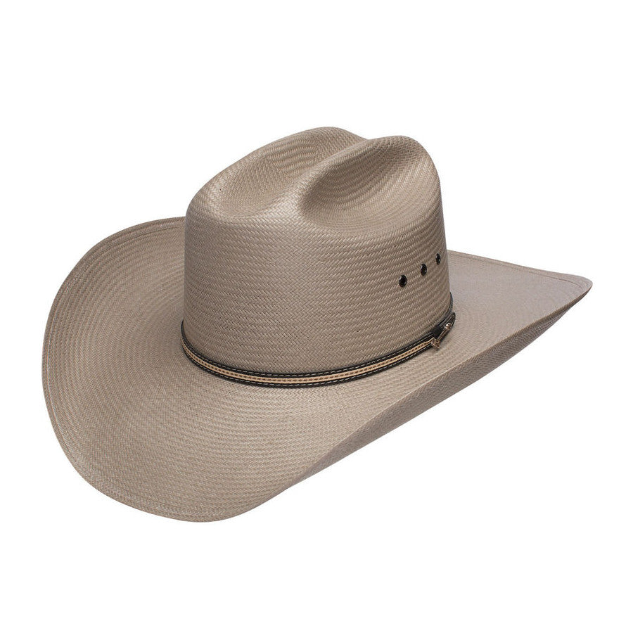 "Stetson 10x ""Warrior"" Straw Hat - Taupe"