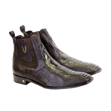 Load image into Gallery viewer, Vestigium Ostrich Leg Chelsea Boot