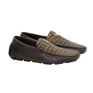 Vestigium Caiman Belly Loafers