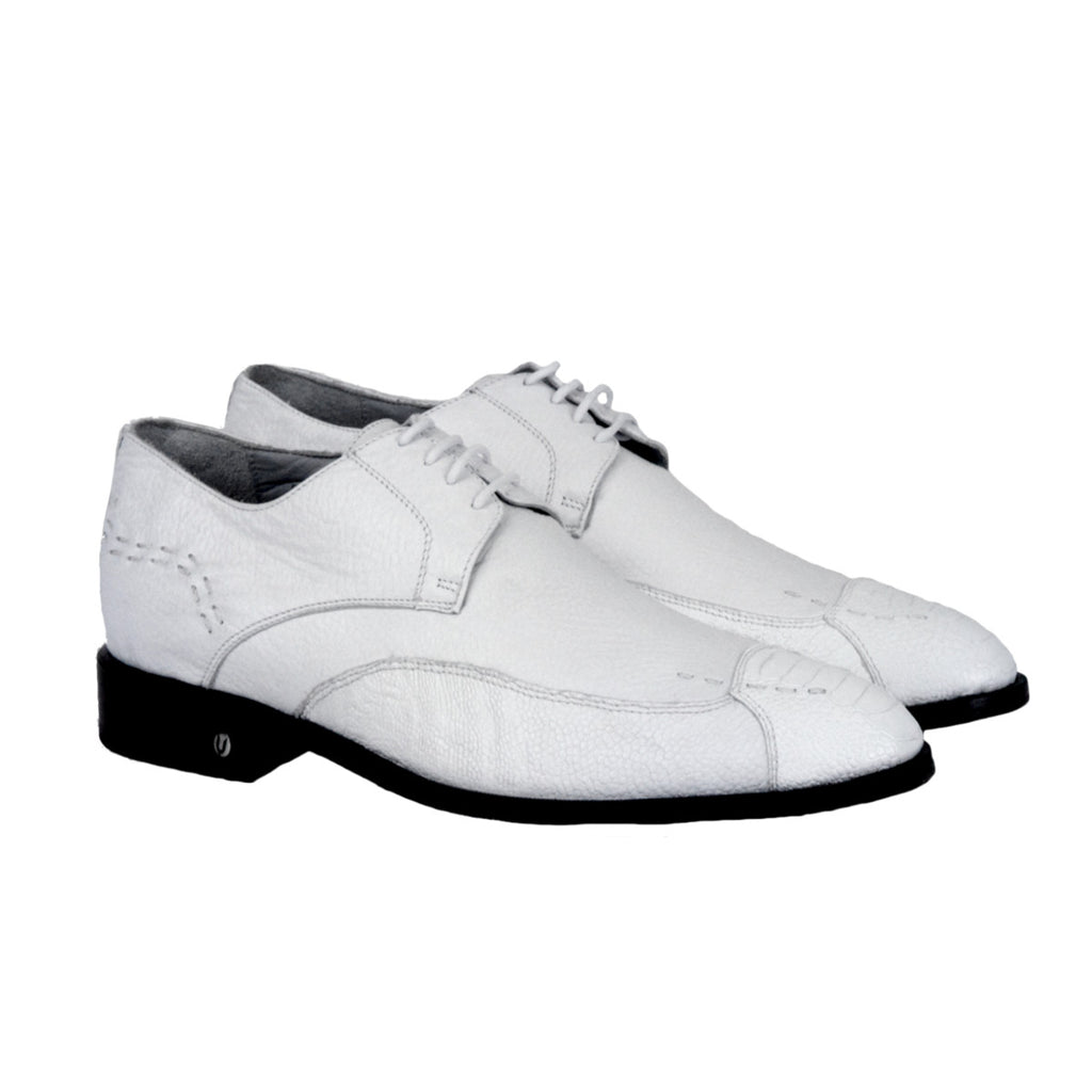 Vestigium Ostrich Leg Oxford Shoes
