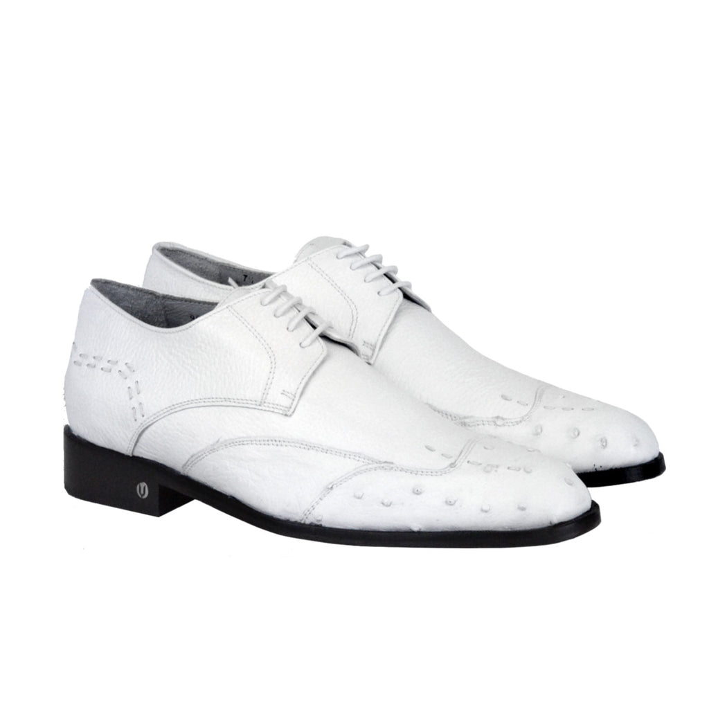 Vestigium Ostrich Oxford Shoes