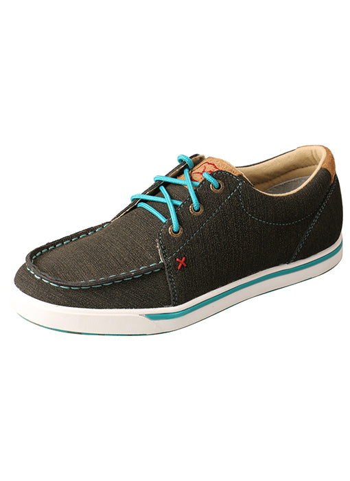 Twisted X WCA0029 Women's Kicks - Turquoise