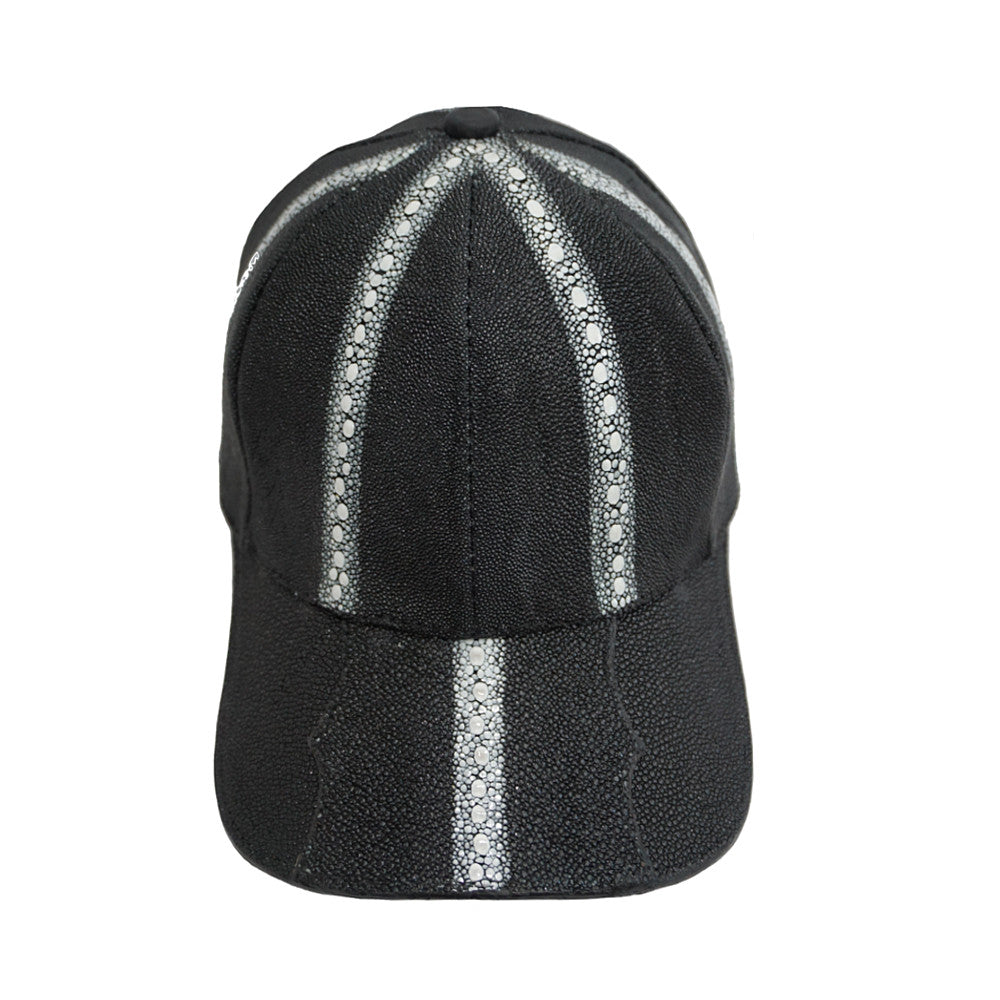 White Diamond Stingray Cap