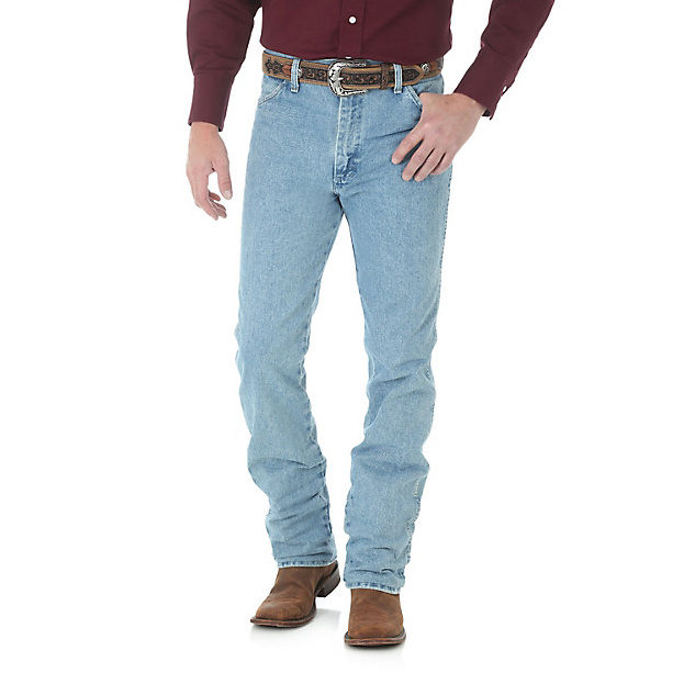 Wrangler 936 Slim Fit Jeans Antique Wash