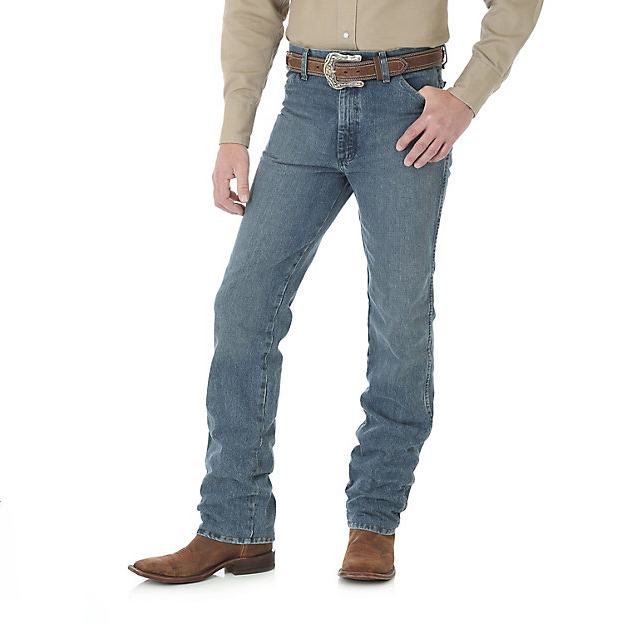 Wrangler 936 Slim Fit Jeans Rough Stone