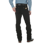 Wrangler 936 Slim Fit Jeans Shadow Black