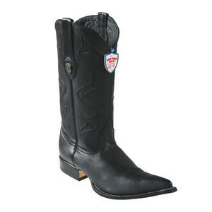 Wild West Boots 3x Toe Elk
