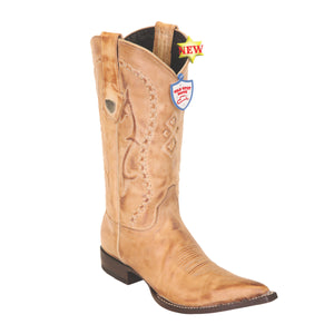 Wild West Boots 3x Toe Janrry