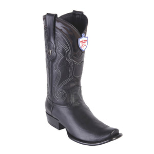 Wild West Boots H79 Dubai Boot Grisly - Black