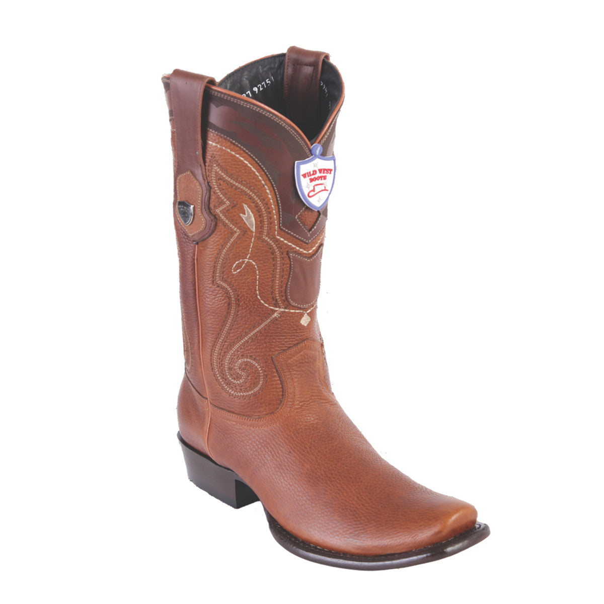 Wild West Boots Dubai Boot Grisly
