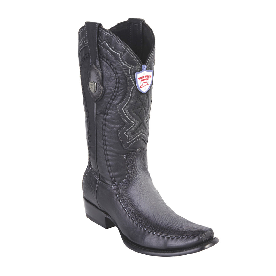 Wild West Boots H79F Dubai Boot Shark - Faded Gray