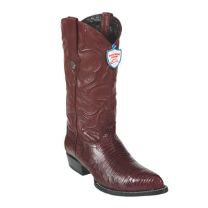 Wild West Boots  J-Toe Lizard