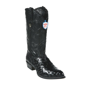Wild West Boots J-Toe Ostrich