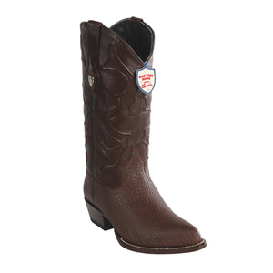 Wild West Boots H99 J-Toe Shark - Brown