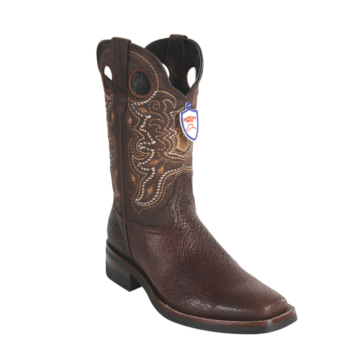 Wild West Boots Wild Rodeo Toe Shark