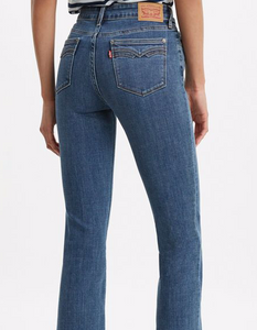 Women's Levi's 715 Western Bootcut 0001 - Breeze