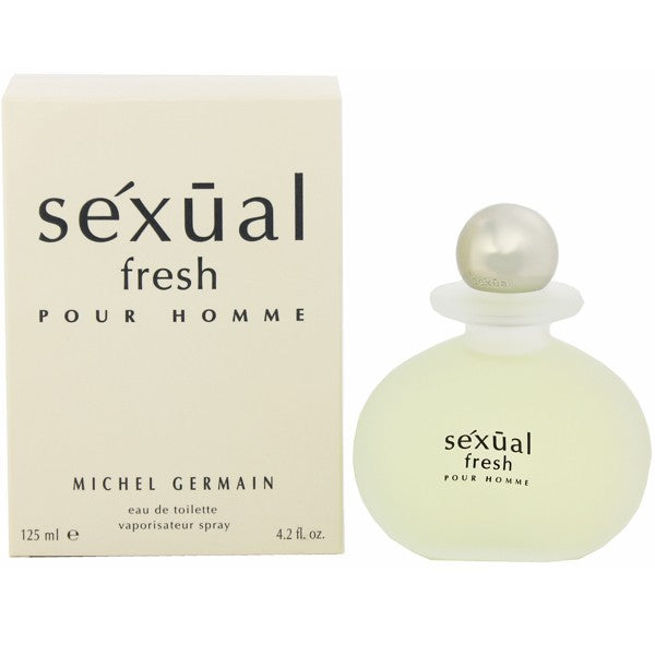 SEXUAL FRESH POUR HOMME by MICHEL GERMAIN