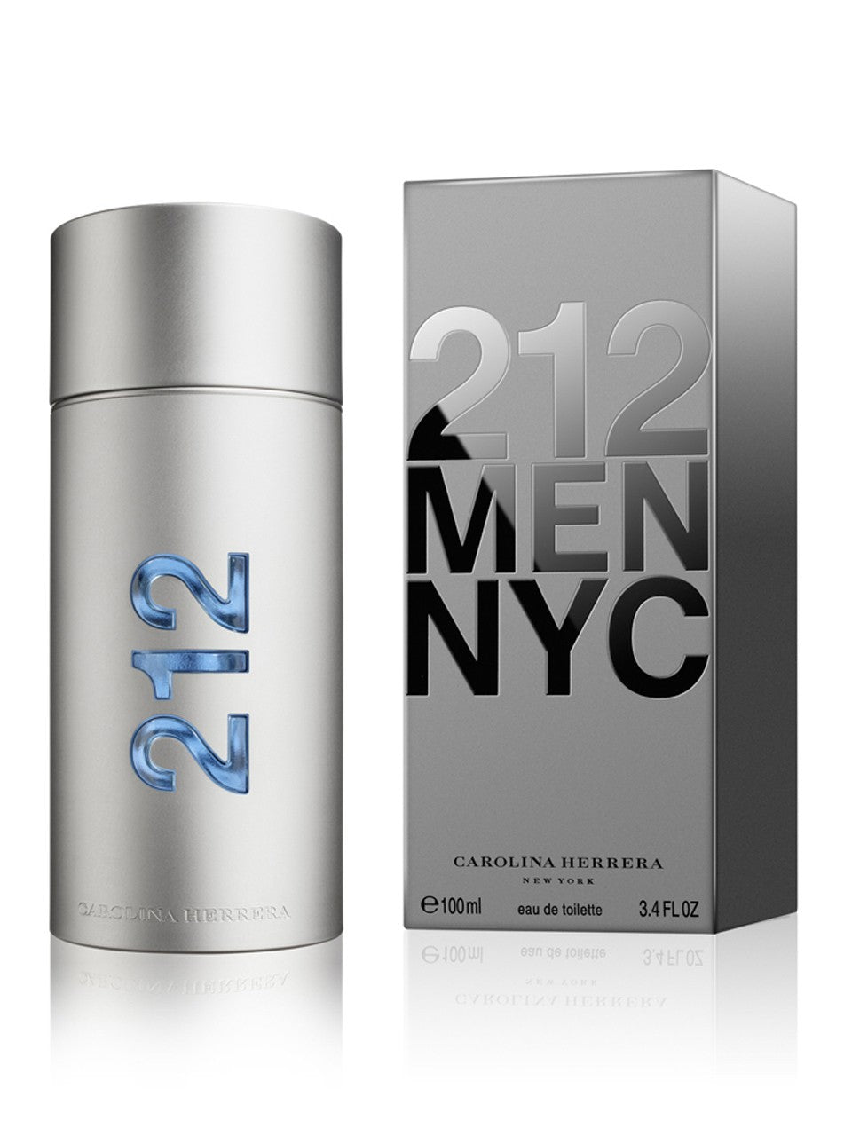 212 MEN NYC 100 ML - 3.4 FL. OZ.