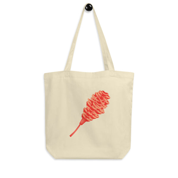 Maraca Ginger Eco Tote Bag I Puffee