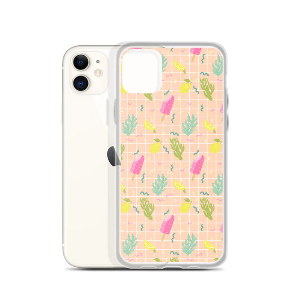 Ice Cream iPhone Case I Puffee
