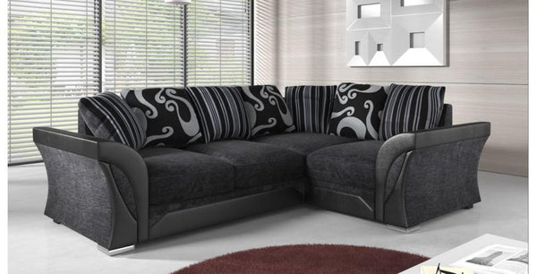 Shannon 2C1/RHF Pillow Back Corner Sofa