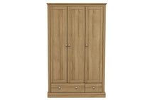 Devon 3 Door Wardrobe
