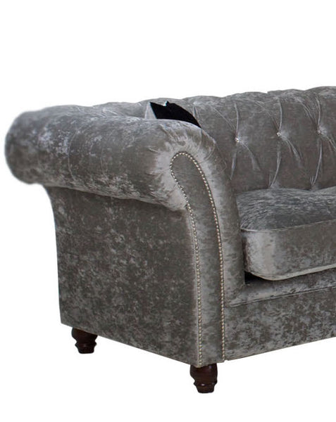 Derby Chesterfield 2 Seater Sofa Affordable Home Store - Derby-chesterfield-sofa