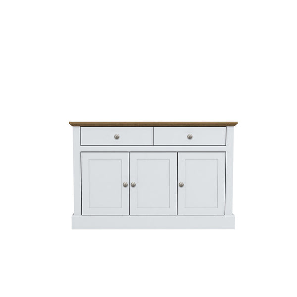 Devon 3 Door 2 Drawer Sideboard