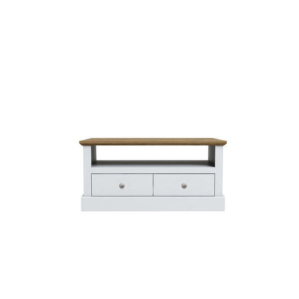 Devon Coffee Table - White