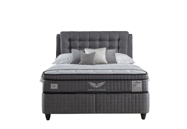 Latex Comfort Divan Bed Set