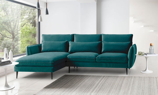 Rhonda 3 Seater Chaise Sofa