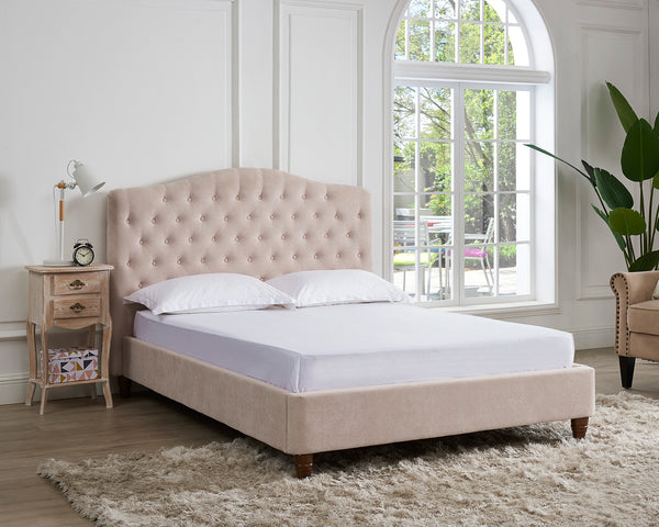 Sorrento Bed - Pink
