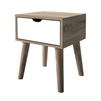 Scandi Lamp Table