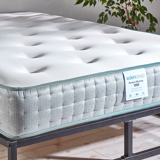 Eden Pocket Memory 1500 Mattress