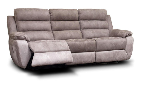 Urban Manual Reclining 3 Seater Sofa