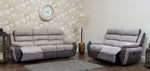 Urban 3 Seater & 2 Seater Manual Reclining Sofa Set