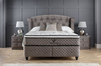 Visco Lux Divan Bed Set